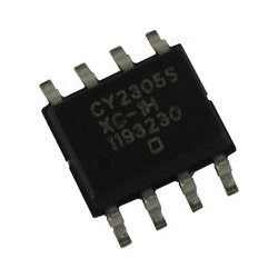Cypress Semiconductor - CY2305SXC-1HT - 3.3v Zdb With Internal Feedback-8 Nbsoic- Pb Free T/r (moq = 2500)