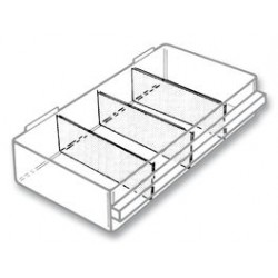 Raaco - 102049 - Dividers For 150-03/04 Drawer