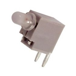 Lumex / ITW - SSF-LXH4RAHGW - Circuit Board Indicator, Green, Red, Through Hole, T-1 (3mm), R 3mcd, G 4mcd