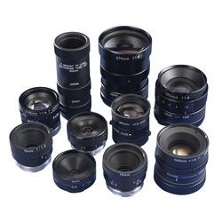 Banner Engineering - LCF12 - CCTV Camera Lens, PresencePLUS High-Performance, 12mm, Focus Locking, 2/3 Format