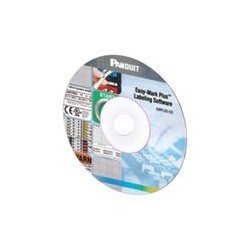 Panduit - EMPLUS-CD - Easy Mark Plus Labeling Software, CD-ROM