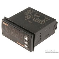 Autonics - TC4Y-14R - Temperature Controller, PID, DIN 72x36, Alarm 1, Relay, SSRP Output, 100 to 240 Vac