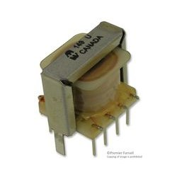 Hammond Manufacturing - 149U - Audio Transformer, PCB, 4 mA, 600 ohm, 8 ohm, PC Board