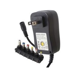 Pro Elec - 28-21505 - 3-12V 2A Universal AC Power Adapter with 6 Tips