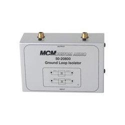 MCM Electronics - HEB-100RCA - Ground Loop Isolator 2 Channel Unbalanced RCA