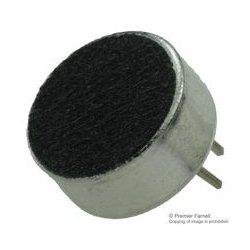 Pro Signal - ABM-707-RC - Microphone, Omnidirectional, 50 Hz to 16 kHz, 2 V to 10 V, -41 dB