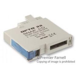 Opto 22 - SNAP-ODC5R5FM - Digital Output Module, SNAP PAC Series, 100 Vdc, 130 Vac, 5 Vdc Logic, Dry Contact, Normally Closed