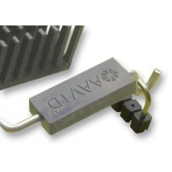 Aavid Thermalloy - 125800D00000G - Heat Sink Solder Anchor, BGA Packages, 2.49 mm