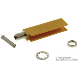 Vishay Semiconductor - 006-2-2 - Panel Mount Adapter, Snap-On, 0.575 Shaft Extension, Vishay Model 70 Trimmers