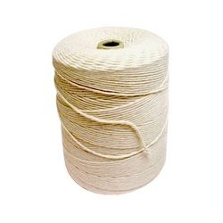 AlphaWire - 812030W WH032 - Lacing Cord, Telcom-Grade, Round Twisted, Wax Finish, White, Polyester, 32 lb, 457 m
