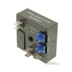Amperite - 12DA/AHDFA - Time Delay Relay, 30 VDC, 0.25 s, 10 s, HDFA Series, SPDT, 10 A