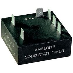 Amperite - 12D1-100SSTB - Time Delay Solid State Relay, Panel, 2 A, Delay-On-Release