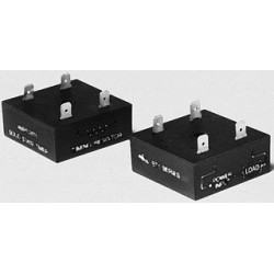 Amperite - 12D1-100SST1 - Time Delay Solid State Relay, Panel, 1 A, Delay-On-Make