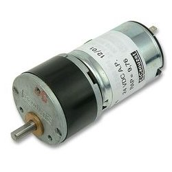 Crouzet / CST - 82862203 - Geared DC Motor, 12 V, 3.9 W, 1.5 rpm, 0.5 N-m