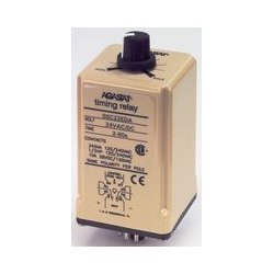 TE Connectivity - SSC12ACA - Time Delay Relay, 28 VDC, 1 s, 30 s, SSC Series, DPDT, 10 A