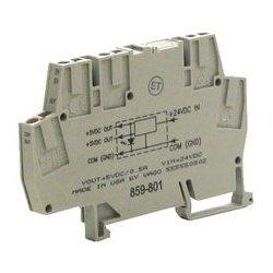 Wago - 859-801 - DC/DC Converter, Step Down, 1 Output, 2.5 W, 5 V, 500 mA