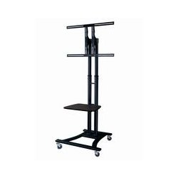 Pro Signal - 555-14252 - Mobile Cart for 36 to 60 Televisions - with Shelf