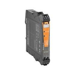 Weidmuller - 2044850000 - Signal Converter, Current, Analogue, Digital, 2 Channels, 0.3 %, 24 VDC
