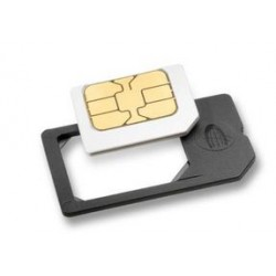 MCM Electronics - 83-12318 - Micro Sim Adapter 2 Pack Iphone Adaptor