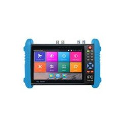 Defender Security - 82-22580 - 6-in-1 H.265 7 Touch Screen Camera Tester (IP SDI TVI CVI AHD CVBS)