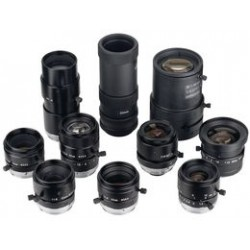 Banner Engineering - LCF16LMP - CCTV Camera Lens, PresencePLUS Megapixel, 16mm, Focus Locking, 2/3 Format