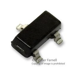 Freescale Semiconductor - BB201,215 - Variable Capacitance Diode, VARICAP, 102 pF, 20 mA, 15 V, 125 C, SOT-23, 3