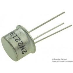 Multicomp - 2N2219A - Bipolar (BJT) Single Transistor, NPN, 40 V, 300 MHz, 400 mW, 800 mA, 35 hFE