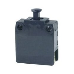 Omron - D2D-2000 BY OMZ - Safety Interlock Switch, D2D Series, SPDT-1NO, SPDT-NC, Quick Connect, Solder, 250 V, 10 A