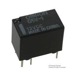 Omron - G5V-1-DC12 - Signal Relay, SPDT, 12 VDC, 1 A, G5V-1 Series, Through Hole, Non Latching