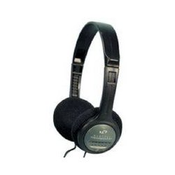 Pro Luxe - 35-1065 - Uni Tone Mini Stereo/Mono Headphones, Frequency Response: 20 Hz-20 KHz, SPL: 102 dB AT 1 KHz, Impedance: 32 Ohm, Includes: 3.5 m