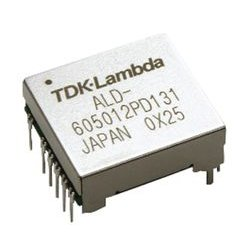 TDK-Lambda - ALD-605012PD131 - LED Driver DC/DC Converter, ALD6 Series, 38 V, 50 mA, Analogue, PWM, Through Hole
