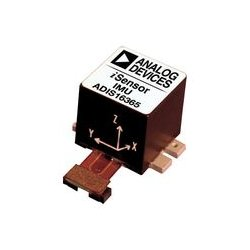 Analog Devices - ADIS16365BMLZ - MEMS Module, Inertial, Tri-Axis Gyroscope, Tri-Axis Accelerometer, 4.75 V, 5.25 V, Module, 24 Pins