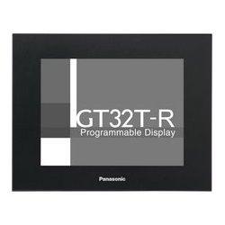 Panasonic - AIG32MQ03DR - Programmable Display, GT32-R Series, Monochrome, 5.7, 320 x 240 Pixels, 24 Vdc, Serial, USB, Silver