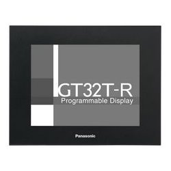 Panasonic - AIG32MQ05DR - Programmable Display, GT32-R Series, Monochrome, 5.7, 320 x 240 Pixels, 24 V, RS422, RS485, Silver