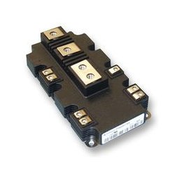Powerex - FM600TU-07A - Bipolar (BJT) Single Transistor, Six N Channel, 300 Arms, 75 V, 530 ohm, 15 V, 6 V