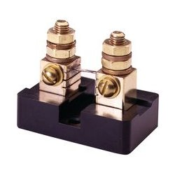 Murata Power Solutions - 3020-01101-0 - Current Shunt, Base Mounted, 200 A, 0.25 %, -40 C, 60 C, DMS Series