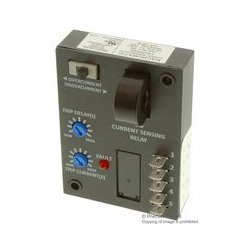 Macromatic - CAH20A2BD - Current Monitoring Relay, CAH Series, SPDT, 10 A, Panel, 240 VAC, Quick Connect
