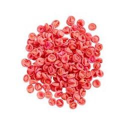 ACL Staticide - 70LA-S - 70la-s Pink Anti-static Powder Free Latex Finger Cots Small