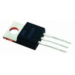Littelfuse - T2800DG - Triac, 400 V, 8 A, TO-220AB, 60 mA, 2.5 V, 16 W