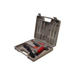 Aven Tools - 17620 - Hot Glue Gun 25w With Plastic Travel Case