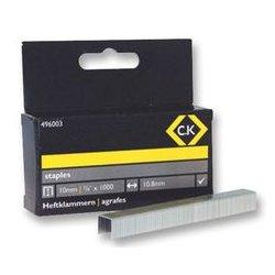 C.K. Tools - 496003 - Staples, 10.5x10mm, Pk1000