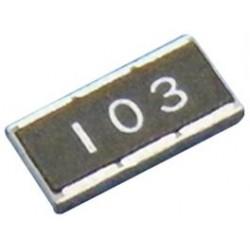Panasonic - ERJ-B1CFR10U - SMD Current Sense Resistor, 0.1 ohm, 2 W, 2010 Wide, 1%, ERJB1 Series