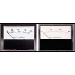 Jewell Instruments - OMS-DVV-010-U - Analog Panel Meter, Self Shielded, No Spec Calibration Needed, DC Voltage, 0V to 10V, 21.74 mm