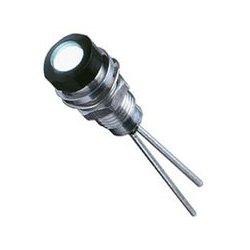 Dialight - 095-0463-09-311 - Lamp Holder, Miniature Neon Indicators, T-3 1/4, Bayonet, Solder Terminals, 110-125 Vac