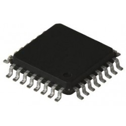 ON Semiconductor - MC100EP210SFAR2G - Clock Driver IC, 1 GHz, 5 Outputs, LVDS, 2.375 V to 2.625 V, LQFP-32
