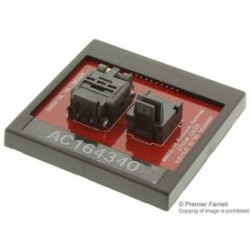 Microchip - AC164340 - MPLAB PM3 Socket Module for 8L DFN (3x3) or 20L QFN (5x5) devices