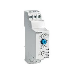 Crouzet / CST - 88866305 - Analog Timer, RU2R1 Series, Multifunction, 0.1 s, 100 h, 7 Ranges, 2 Changeover Relays