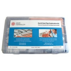 Aavid Thermalloy - 056325 - Heat Pipe Exploration Kit