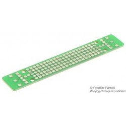Bud Industries - DMB-4769-CB - Circuit Board, Prototype, 1.6mm, 86.9mmx14.3mm