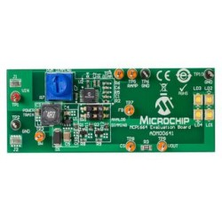 Microchip - ADM00641 - Evaluation Board, LED Driver, 1 Output, MCP1664